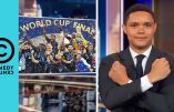 «L'Afrique a gagné la Coupe du monde !», répète un animateur de télé américain