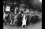 «Nous voulons la France française» (chant des Croix de Feu, 1935)