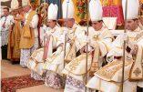 Archives vidéos – Mgr Lefebvre sacre quatre évêques (30 juin 1988)