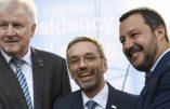 Italie, Autriche, Allemagne: pacte anti-immigration