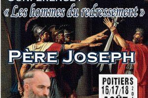 Retrouvez le Père Joseph à l'université d'été de Civitas