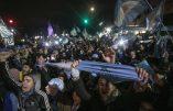 Aigrie par la victoire des pro-vie, les pro-mort saccagent Buenos-Aires