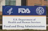 Des morceaux «frais» de bébés avortés achetés par l'Administration des aliments et médicaments des États-Unis (Food and Drug Administration)