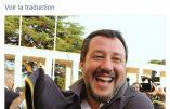 Salvini aux immigrés : «En Italie, on entre avec une permission, la fête est finie»