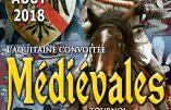 14/15 août 2018 – Médiévales à Montflanquin
