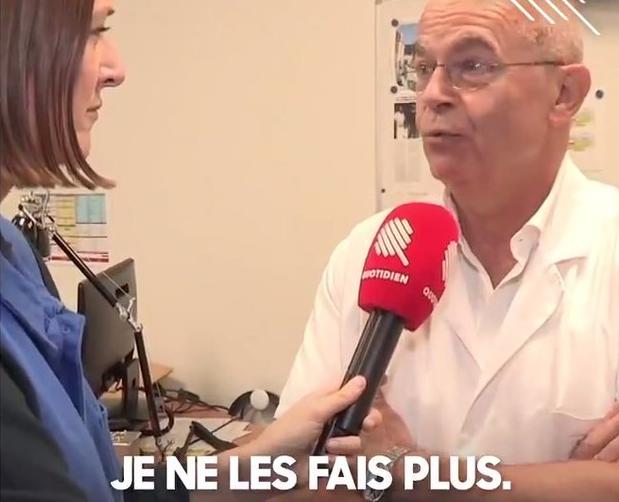 Avortement: Le président du syndicat des Gynécologues déclare: «Nous ne sommes pas là pour retirer des vies»