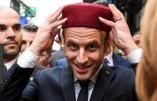 Repentance d' Emmanuel Macron sur la disparition de Maurice Audin, militant communiste pro-FLN
