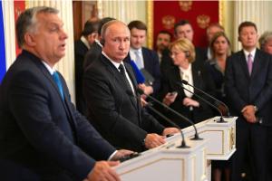 Orban et Poutine s'entendent pour la défense de la civilisation chrétienne et des chrétiens dans le monde