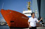 Migrants: le bateau Aquarius change de nom… mais ne pourra pas pour autant accoster en Italie