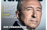Gérard Collomb annonce sa démission. Suite de l'affaire Benalla