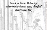 Du Frankisme au Jacobinisme (Gershom Scholem)