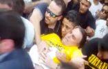 Brésil – Attentat contre le candidat nationaliste catholique en tête de la course à la présidentielle