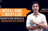 Analyse du libéralisme-libertaire illustré par Daniel Cohn Bendit et Emmanuel Macron
