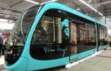 Besançon : les rames du tram arrivent…