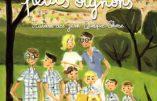 Un livre pour tous :  « Une famille aux petits oignons»