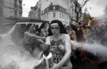 Où en est la plainte de Civitas contre les Femen ?