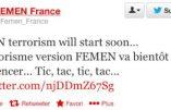 Les Femen annoncent qu'elles passeront bientôt au terrorisme… dans l'indifférence générale