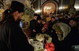 Moscou : 412 000 personnes ont admiré les présents des Rois-Mages