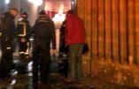 Vague d'antichristianisme à Séville ce dimanche : tentative d'incendie d'une église et graffitis menaçants