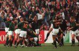 La douloureuse histoire des Springboks de 1995: entre dopage et «empoisonnement»