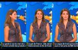 Fanny Agostini, la miss météo de BFM TV qui roule pour le PS