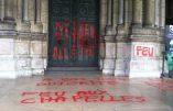 Profanation scandaleuse de la Basilique de Montmartre
