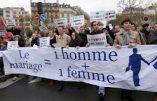 La Suisse confrontée au débat sur le mariage