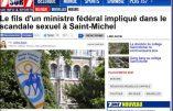 """Scandale sexuel au collège Saint-Michel : Joëlle Milquet, ministre, suspectée d'avoir """"usé de son pouvoir pour étouffer les faits"""""""
