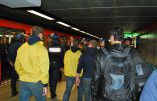 Génération Identitaire veut coordonner ses tournées de sécurisation avec la RATP