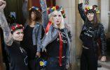 Les Femen devant la Justice
