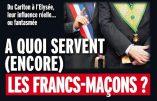 Marianne se désespère : la laïcité en danger n'intéresse pas plus d'un franc-maçon sur dix…
