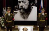 En ces temps de tyrannie, Alexandre Soljenitsyne est notre modèle de dissident