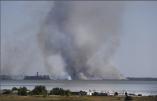 Bombardements de Donetsk par les troupes de Kiev