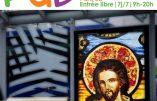 """L'expo """"Dieu dans la pub"""" ou quand des diocèses encouragent la publicité sacrilège et blasphématoire…"""