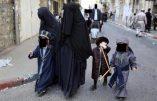 La frumka, le niqab juif…