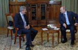 Philippe de Villiers exporte le Puy-du-fou en Russie