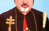 Le Patriarche syriaque catholique apporte son soutien à la manifestation pour les chrétiens d'Orient de ce 21 septembre