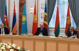 L'Arménie signe son adhésion à l'Union économique eurasiatique