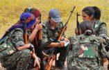 Kobané : le courage des femmes kurdes