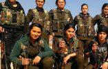 L'armée des femmes kurdes provoque la terreur de l'État islamique