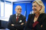 Dernier clash entre Paul-Marie Coûteaux et Marine Le Pen à propos du SIEL