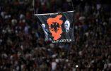Bagarre générale durant le match Serbie-Albanie interrompu par un drone des partisans de la Grande Albanie