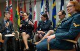 Convention pour militaires transgenres !