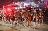 Chaos et émeutes inter-raciales à Ferguson