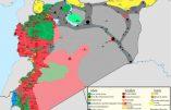 Syrie martyrisée: Défaites de l'armée syrienne régulière face à al Qaïda – Détail des forces et des pays qui les soutiennent.