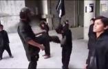 Des enfants djihadistes commandés par un Français de 15 ans