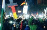 Les Allemands manifestent tous les lundis contre l'islamisation