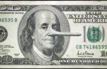 Fin de la cotation de l'or et verrouillage du cours du dollar ?