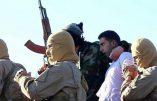 Etat Islamique : Les images du pilote jordanien capturé