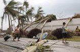 Typhon aux Philippines : courriel de Hélène Salazar au Dr Dickès dans la nuit du 5 au 6 décembre